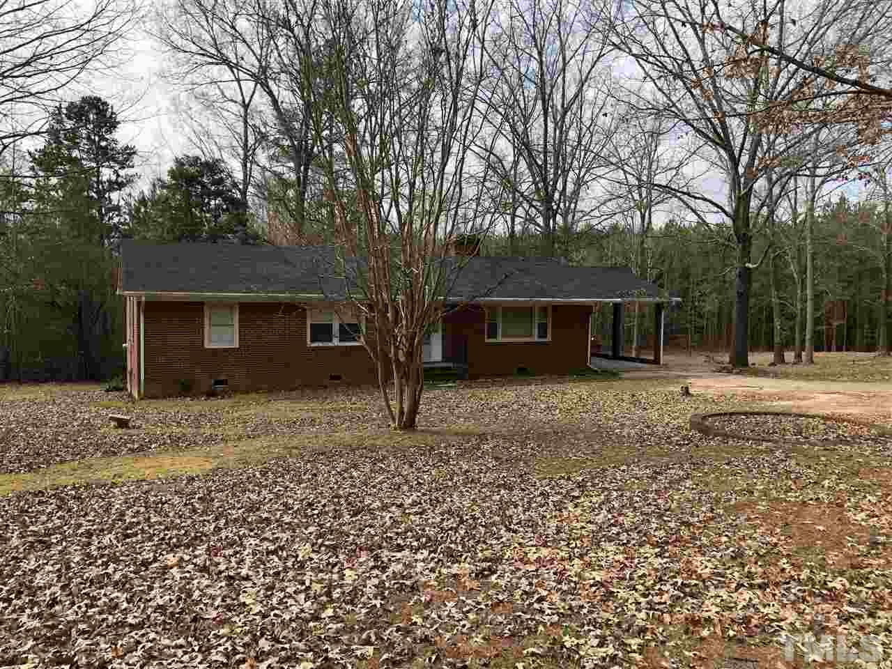 Property for sale at 628 Baltimore Church Road, Warrenton,  NC 27589