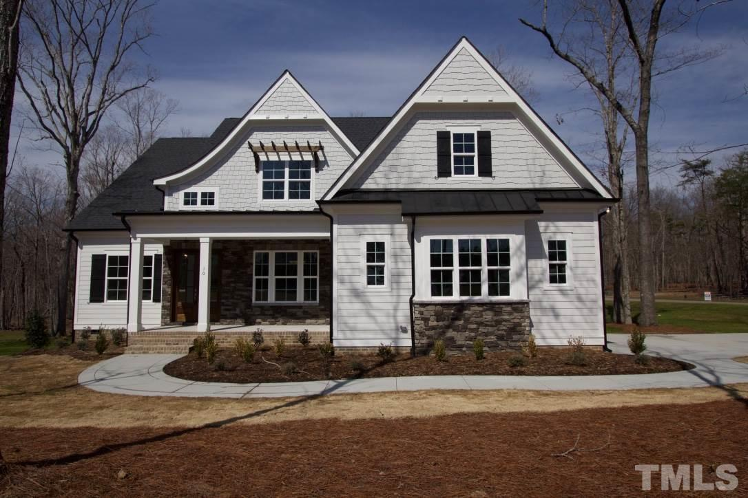 Property for sale at 10 Carlson Ridge Drive, Youngsville,  NC 27596