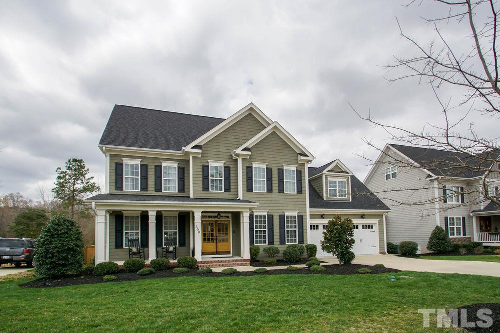 500 Wanderview Lane, Holly Springs, NC 27540