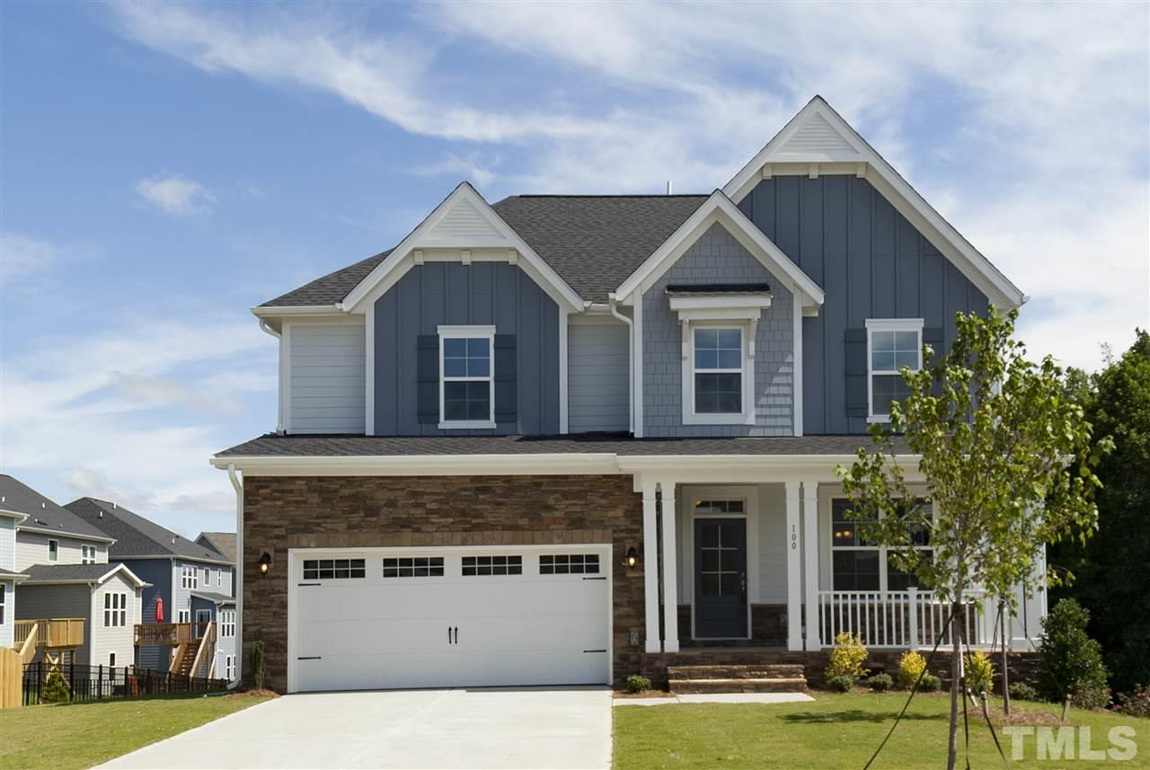 100 Mystwood Hollow Circle, Holly Springs, NC 27540
