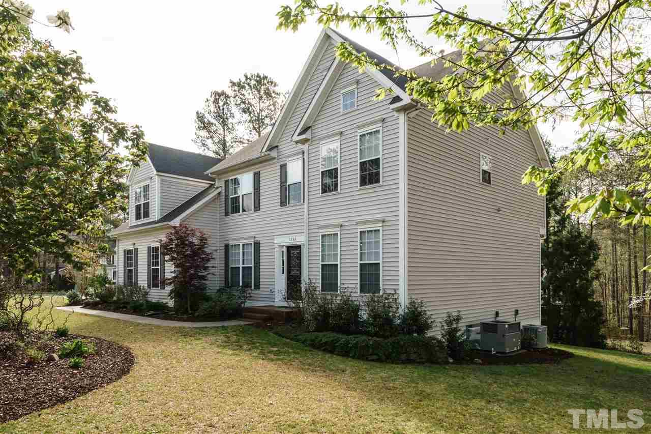 1206 Fairfax Woods Drive, Apex, NC 27502