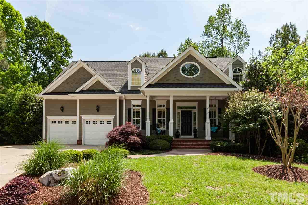 417 Sunset Grove Drive, Holly Springs, NC 27540