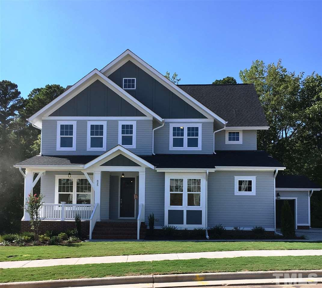 825 Rambling Oaks Lane, Holly Springs, NC 27540
