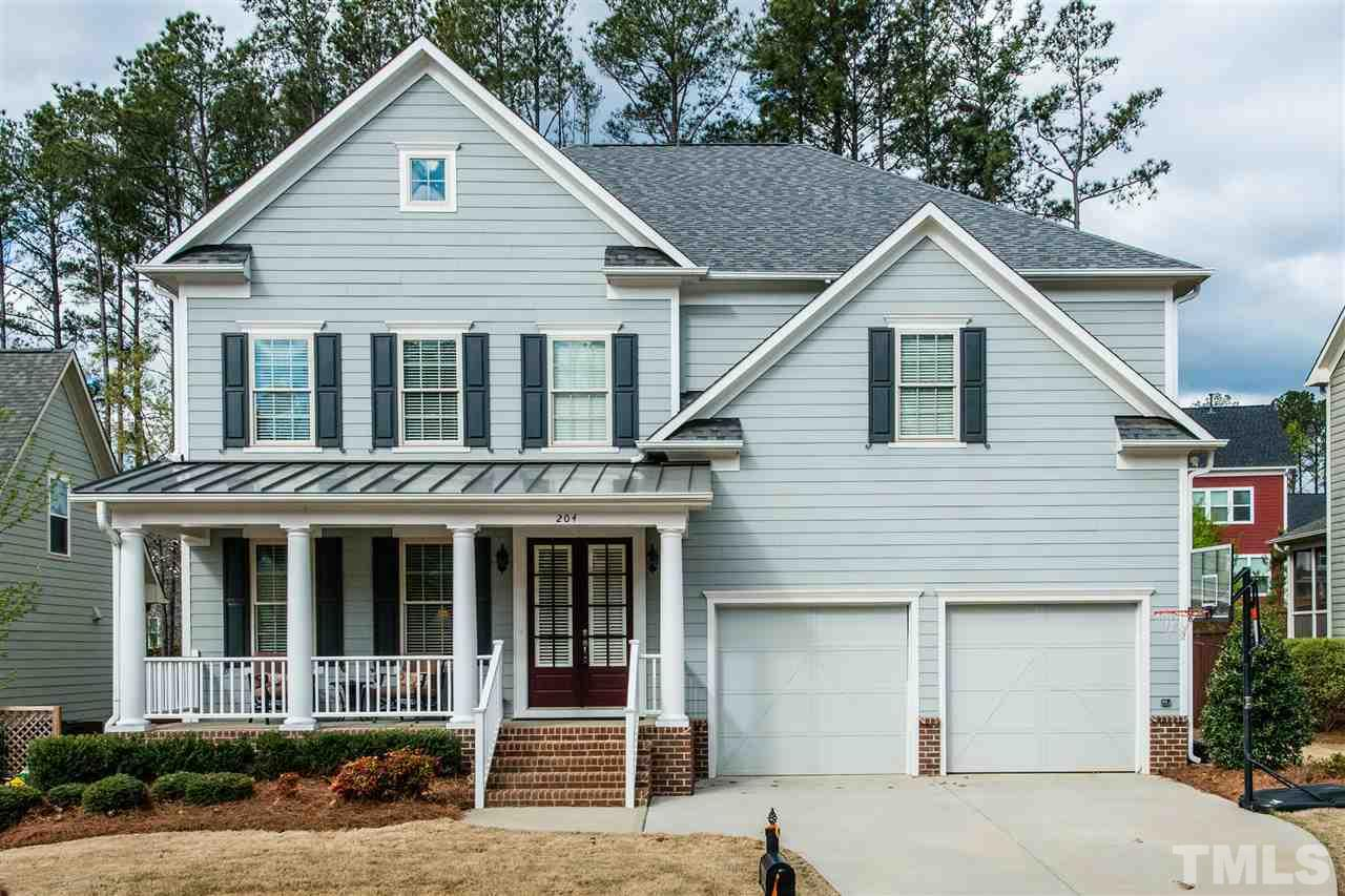 204 Grand Pine Place, Apex, NC 27539