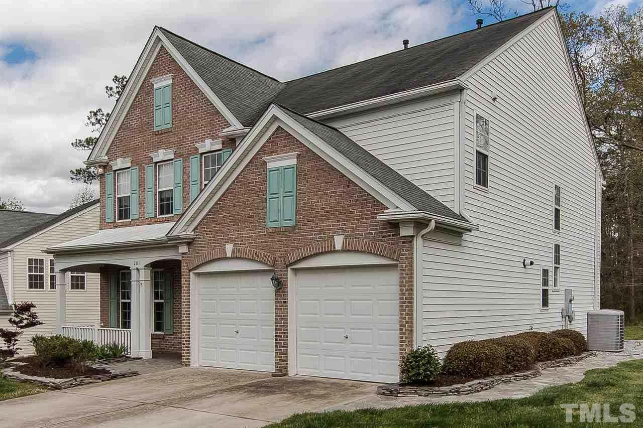 201 Dyersville Drive, Morrisville, NC 27560