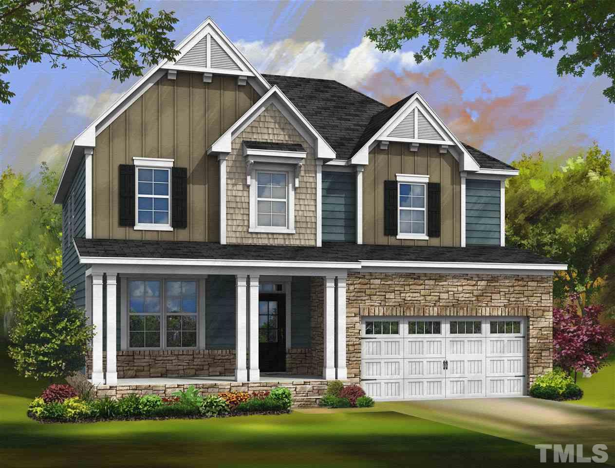 144 Mystwood Hollow Circle, Holly Springs, NC 27540