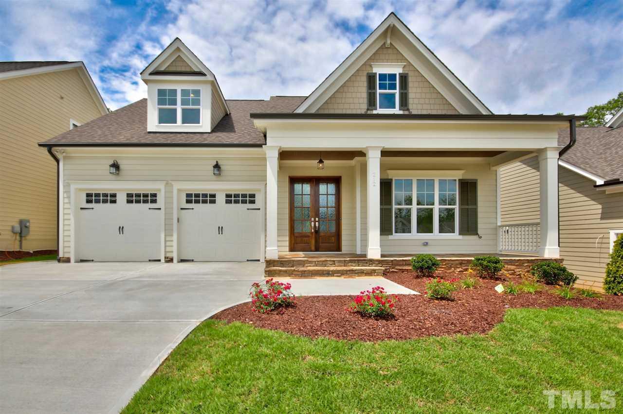 212 Fairway Vista Drive, Holly Springs, NC 27540