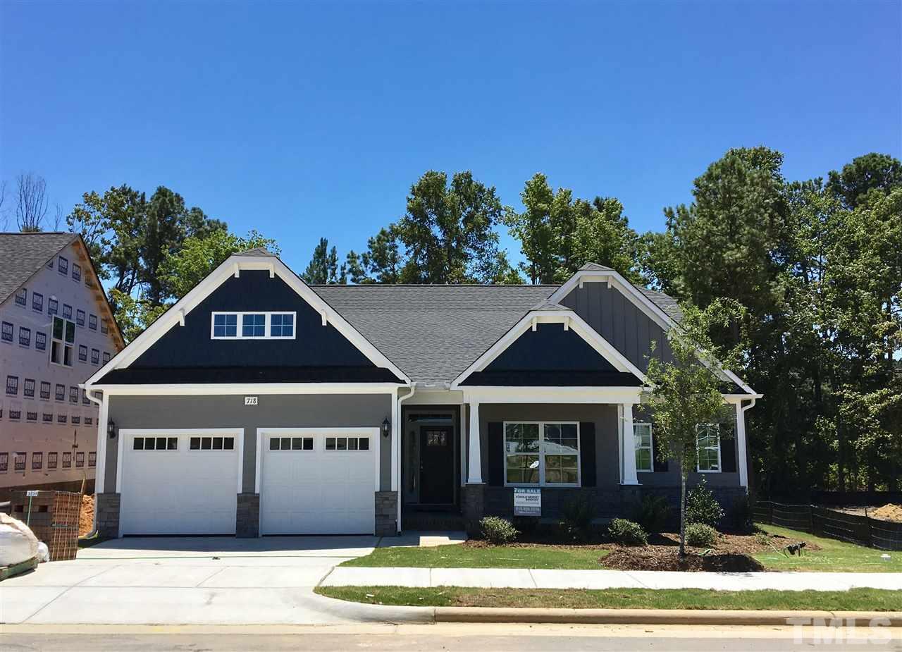 718 Sunland Drive Lot 61, Knightdale, NC 27545