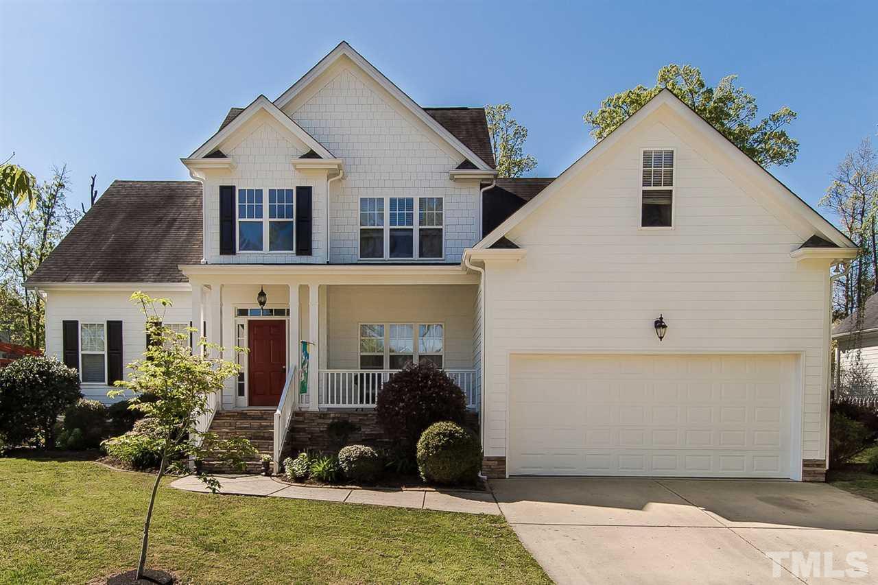 117 Sycamore Ridge Lane, Holly Springs, NC 27540