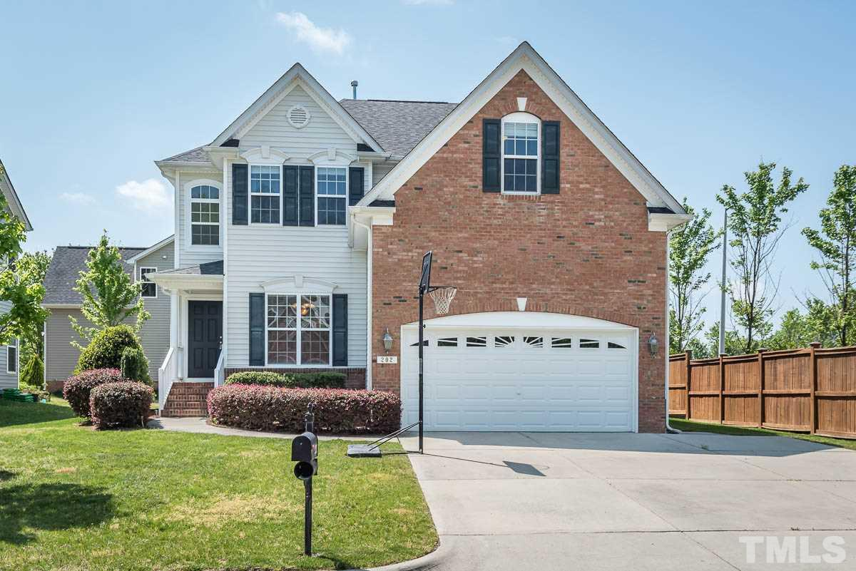 202 Mabley Place, Cary, NC 27519