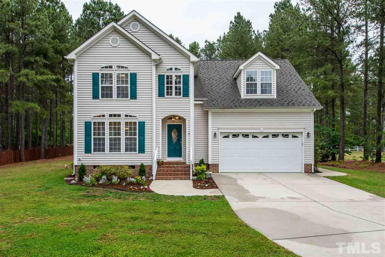 You couldn't ask for a better more level lot in superb Raleigh location! Minutes to 40, NC State, Farmers Market, etc! Recently upgraded kitchen with granite counters, stainless appliances & tile backsplash! Main floor master suite with hardwood floors, dual vanities! Family room/dining room combo allows for creative use of space! GIGANTIC bonus with laminate floor! Substantial guest bedrooms, one with a secret door! Added storage throughout! No city taxes+around the corner from Historic Yates Mill Park.