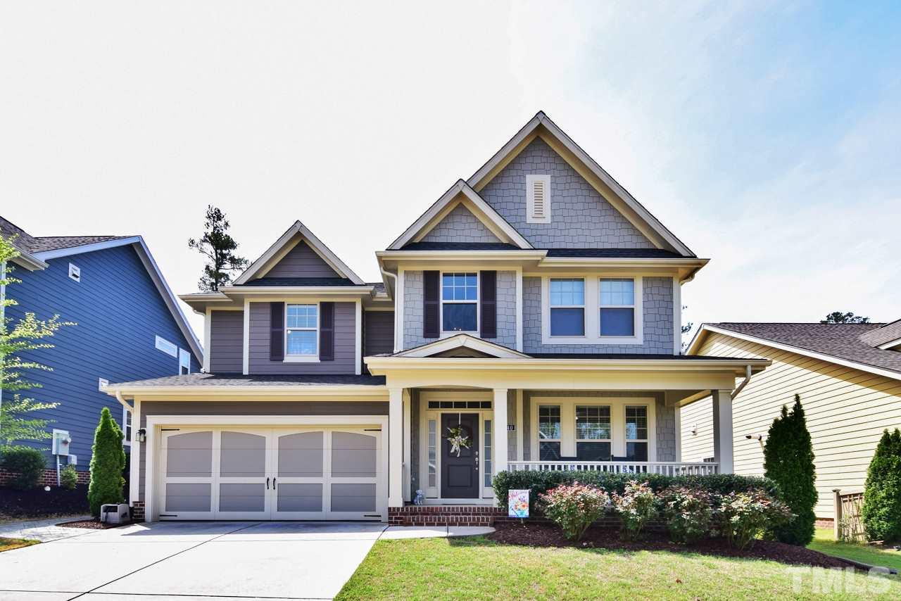 740 Ancient Oaks Drive, Holly Springs, NC 27540