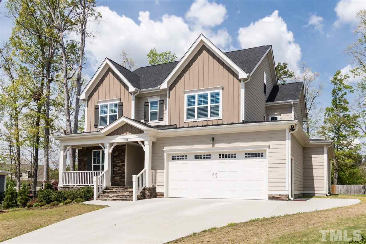 104 Scots Pine Court, Holly Springs, NC 27540