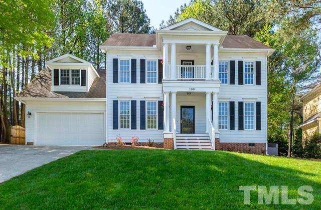 109 Curley Maple Court, Apex, NC 27502