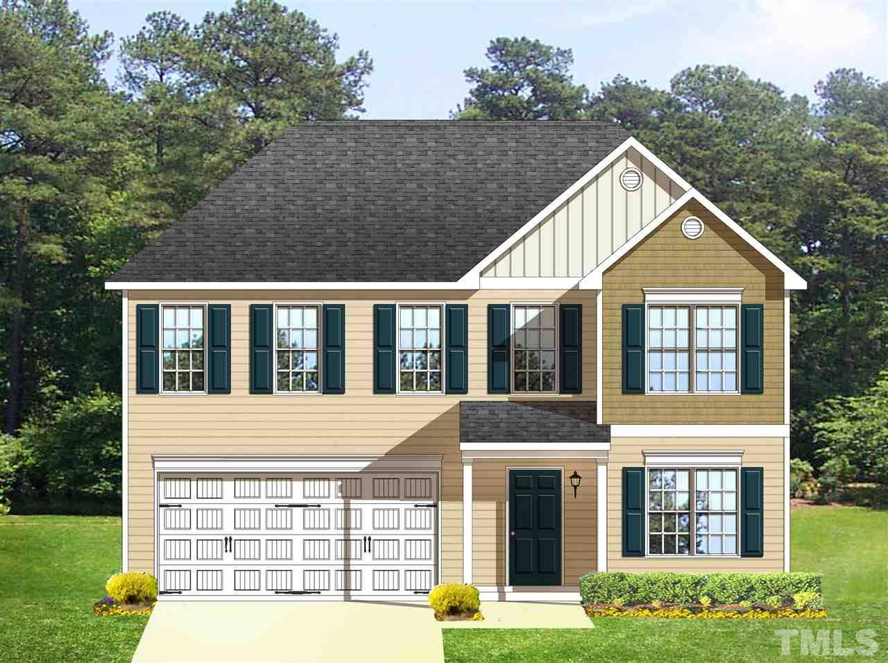 Property for sale at 807 Pitch Pine Drive, Creedmoor,  NC 27522