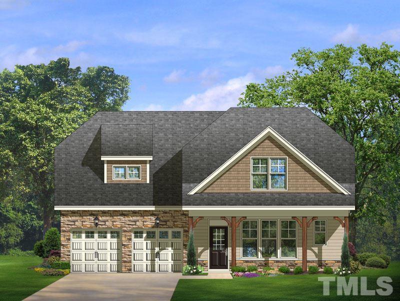 1201 Brook Bluff Road, Knightdale, NC 27545