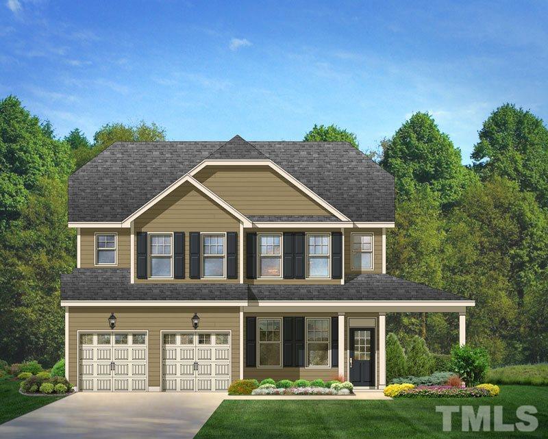 1112 Brook Bluff Road, Knightdale, NC 27545