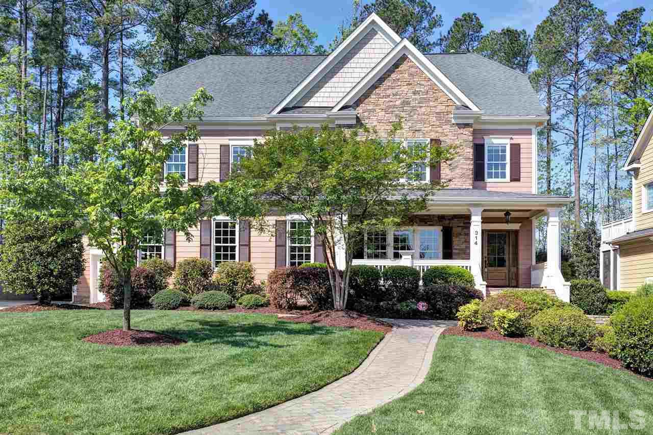 314 Weycroft Grant Drive, Cary, NC 27519