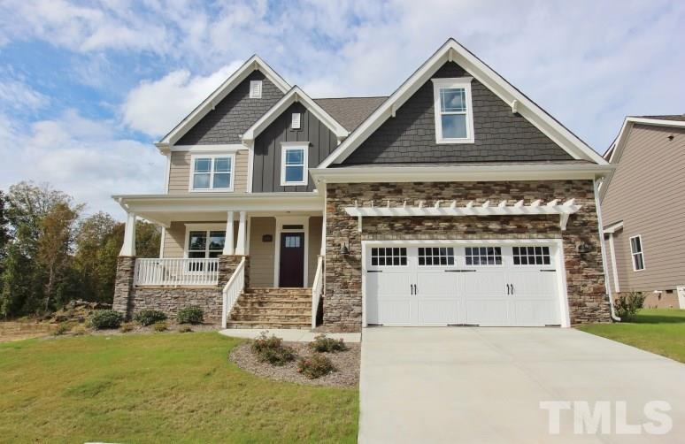 Property for sale at 1009 Traditions Ridge Drive, Wake Forest,  NC 27587