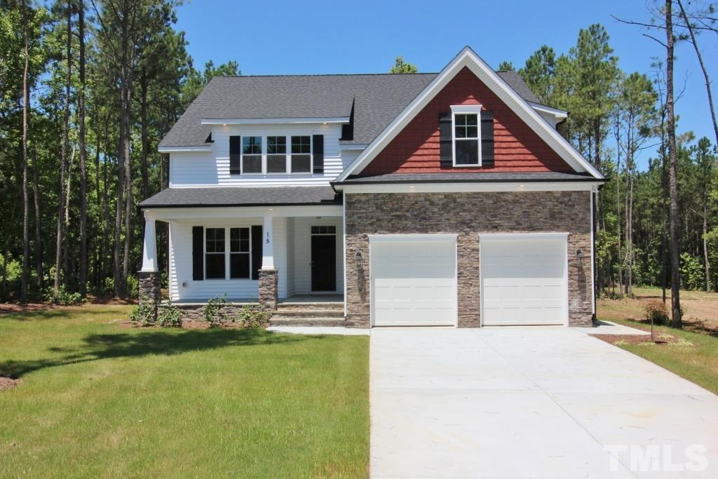 Property for sale at 15 Carriden Drive, Youngsville,  NC 27596