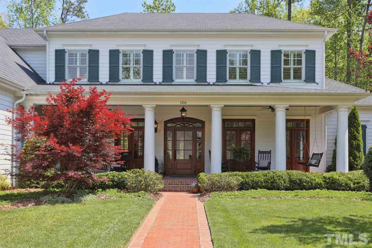106 Founders Ridge Drive, Chapel Hill, NC 27517