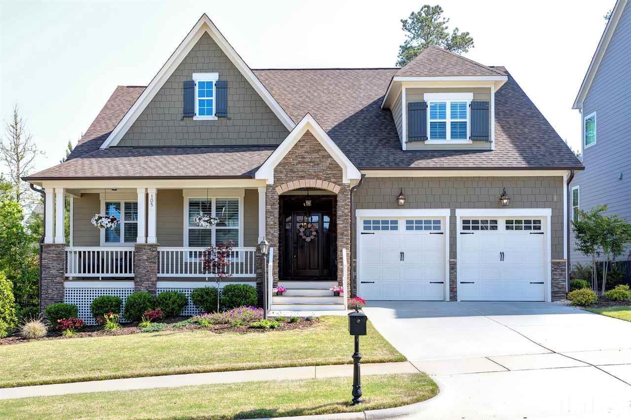 105 Duck Savannah Drive, Holly Springs, NC 27540