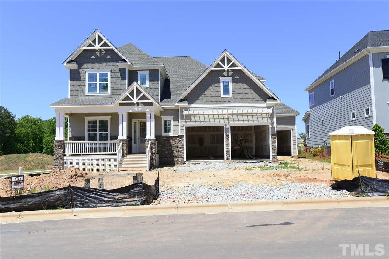 409 Quaker Meadows Court, Holly Springs, NC 27540