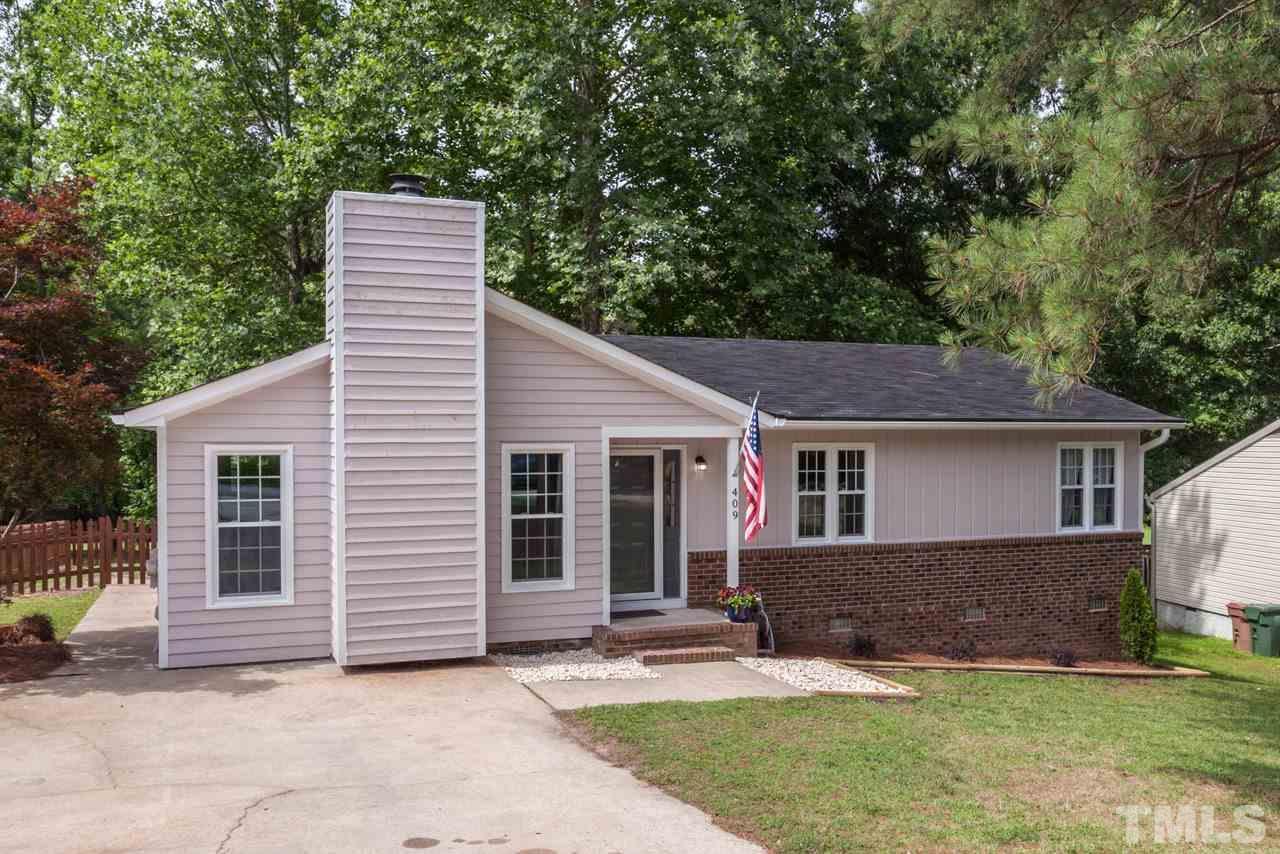 409 Glen Bonnie Lane, Cary, NC 27511