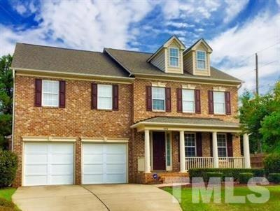 206 Olive Field Drive, Holly Springs, NC 27540