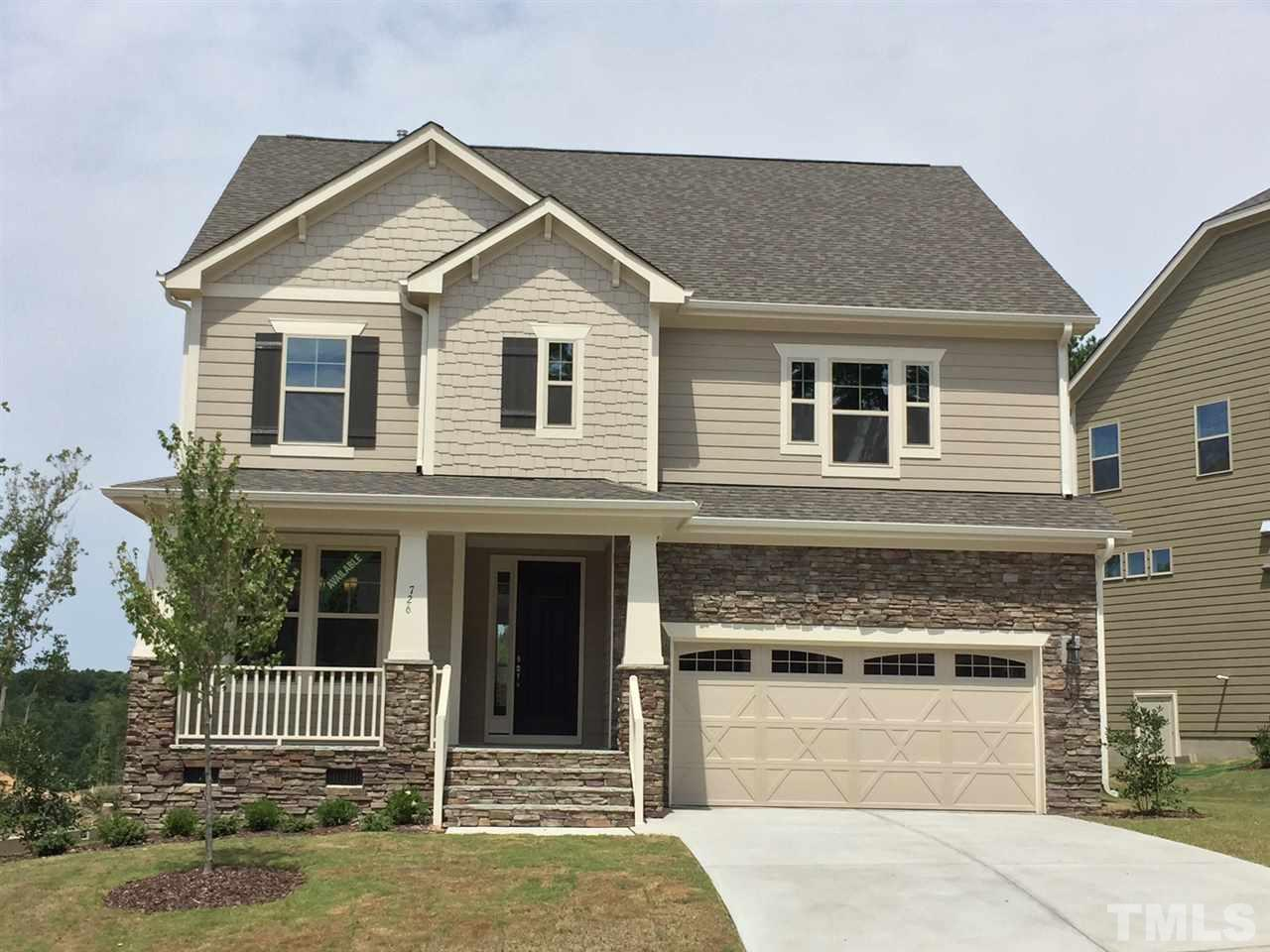726 Vine Pond Court Homesite 171, Apex, NC 27523