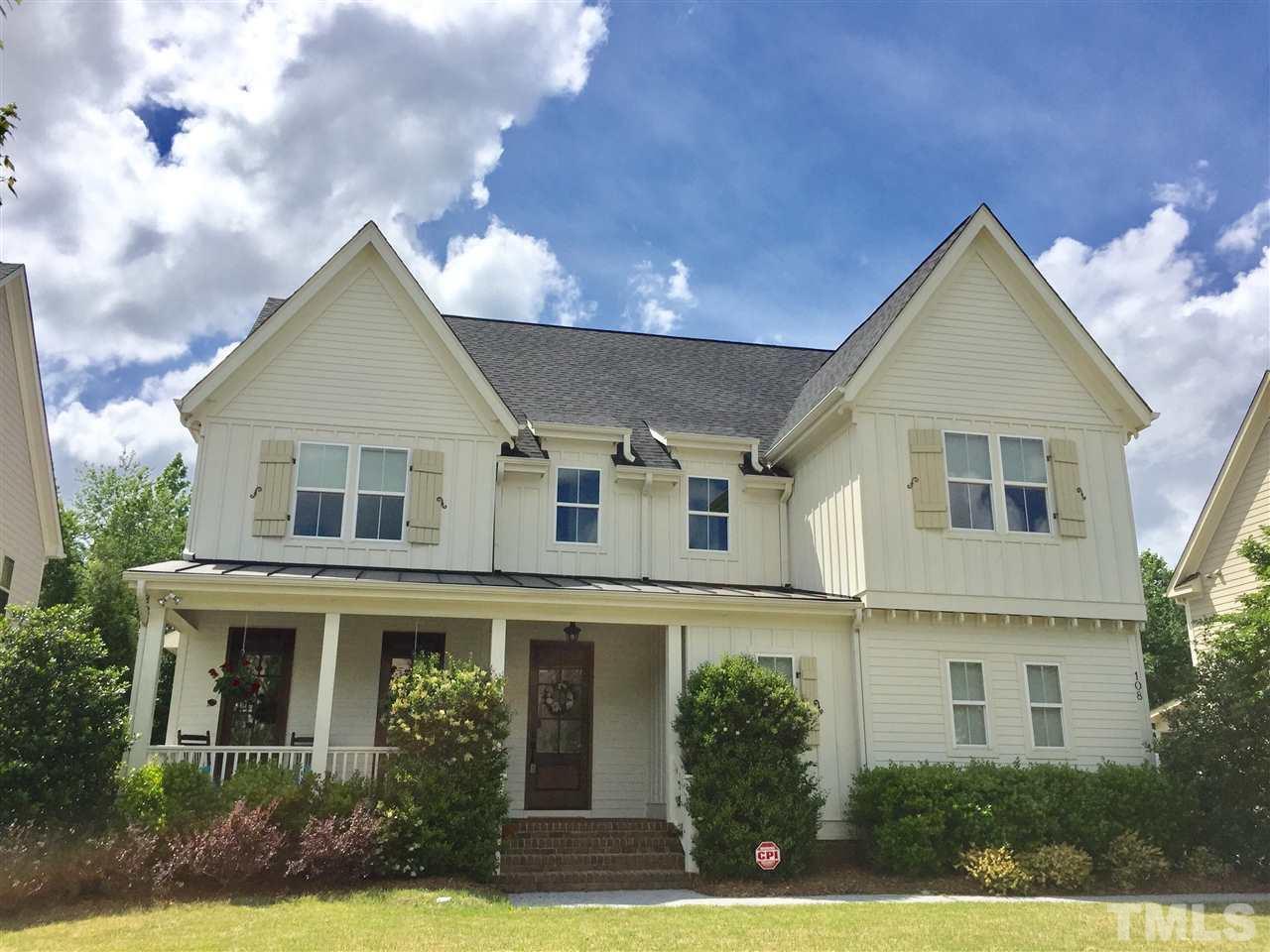 108 Briarburn Lane, Holly Springs, NC 27540