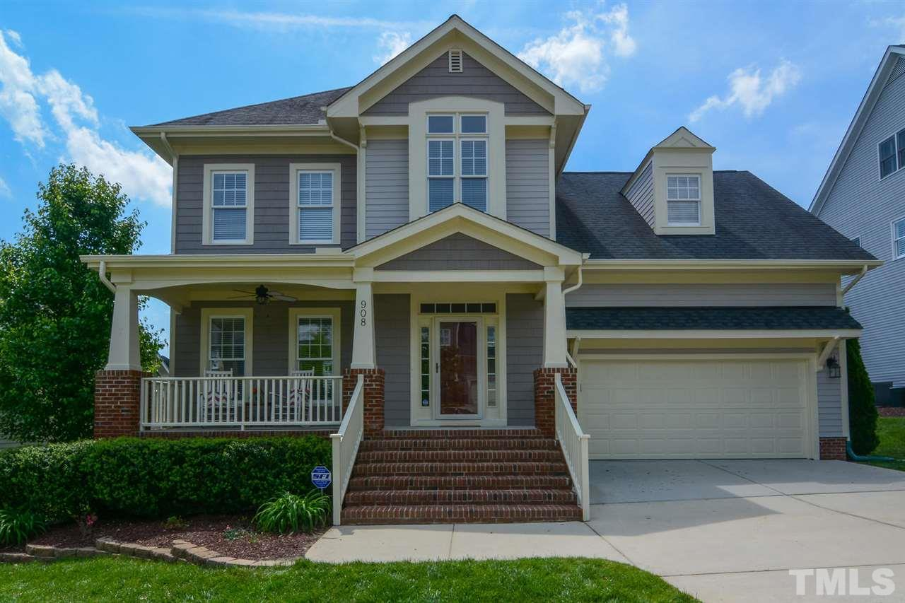 Property for sale at 908 Coral Bell Drive, Wake Forest,  NC 27587