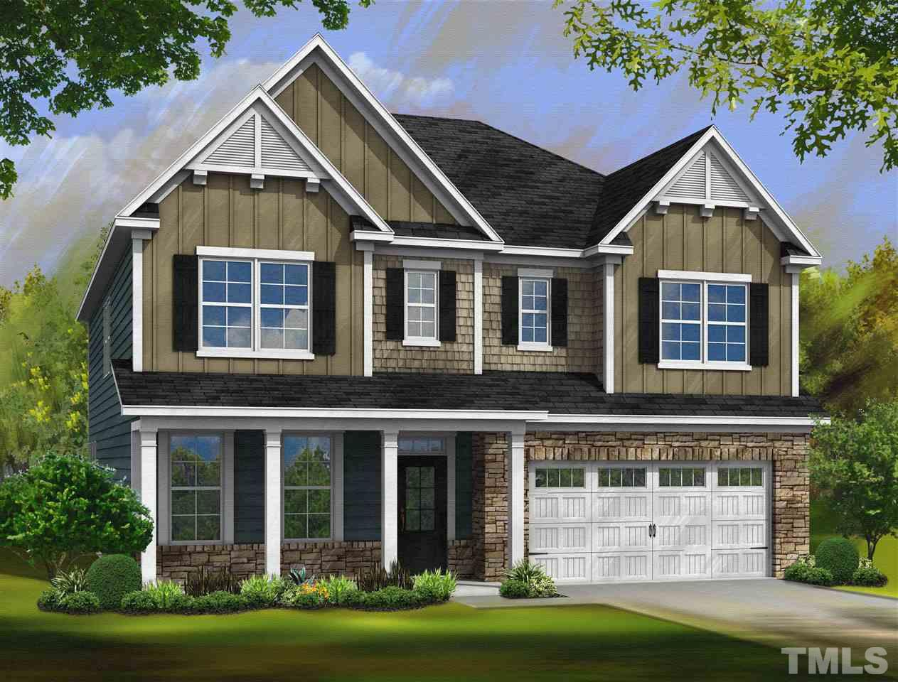 233 Mystwood Hollow Circle, Holly Springs, NC 27540