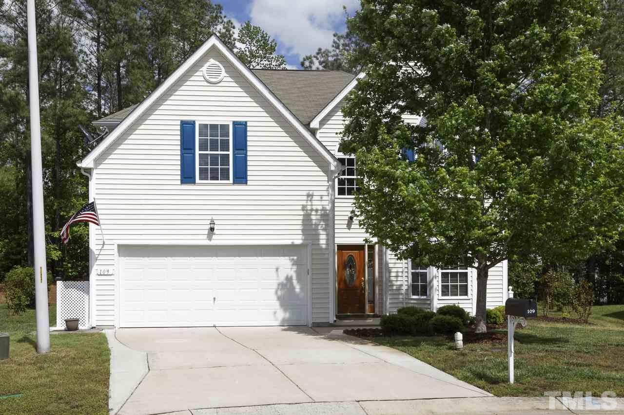 109 Jasmine Valley Court, Holly Springs, NC 27540