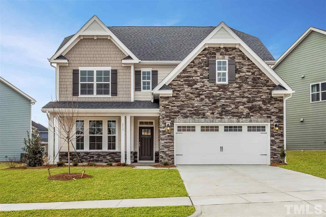 213 Mystwood Hollow Circle, Holly Springs, NC 27540