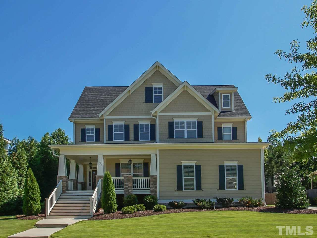 509 Wanderview Lane, Holly Springs, NC 27540