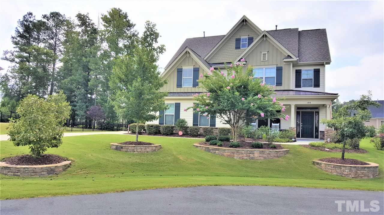 105 Silverbow Court, Cary, NC 27519