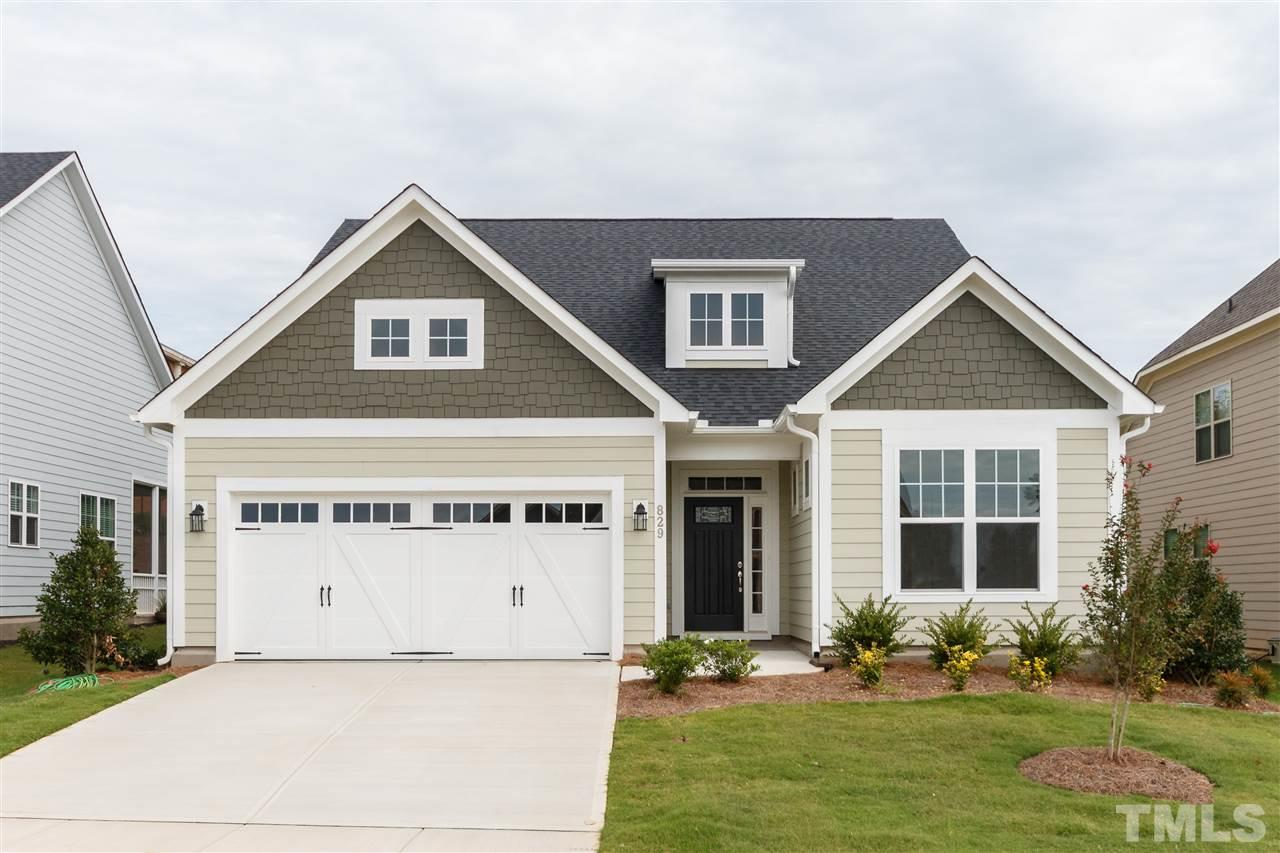 Property for sale at 829 Traditions Ridge Drive, Wake Forest,  NC 27587