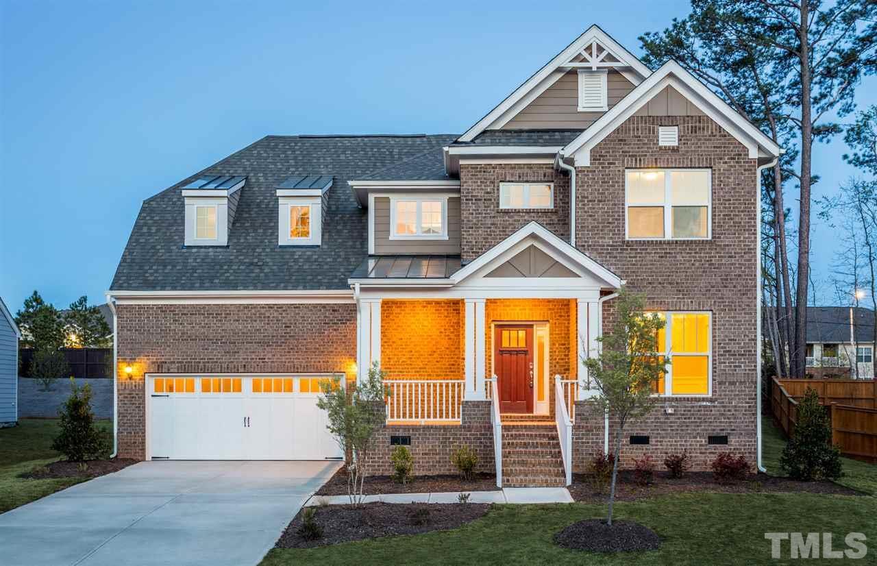 228 Oakmere Drive EYL Lot 42, Cary, NC 27513