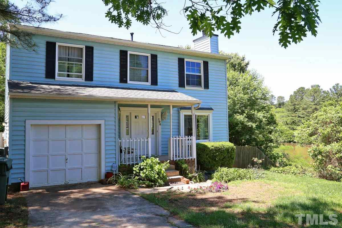108 DELCHESTER COURT, CARY, NC 27513