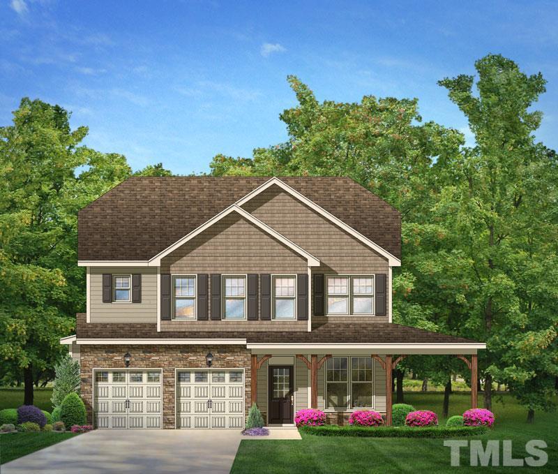 1105 Brook Bluff Road, Knightdale, NC 27545