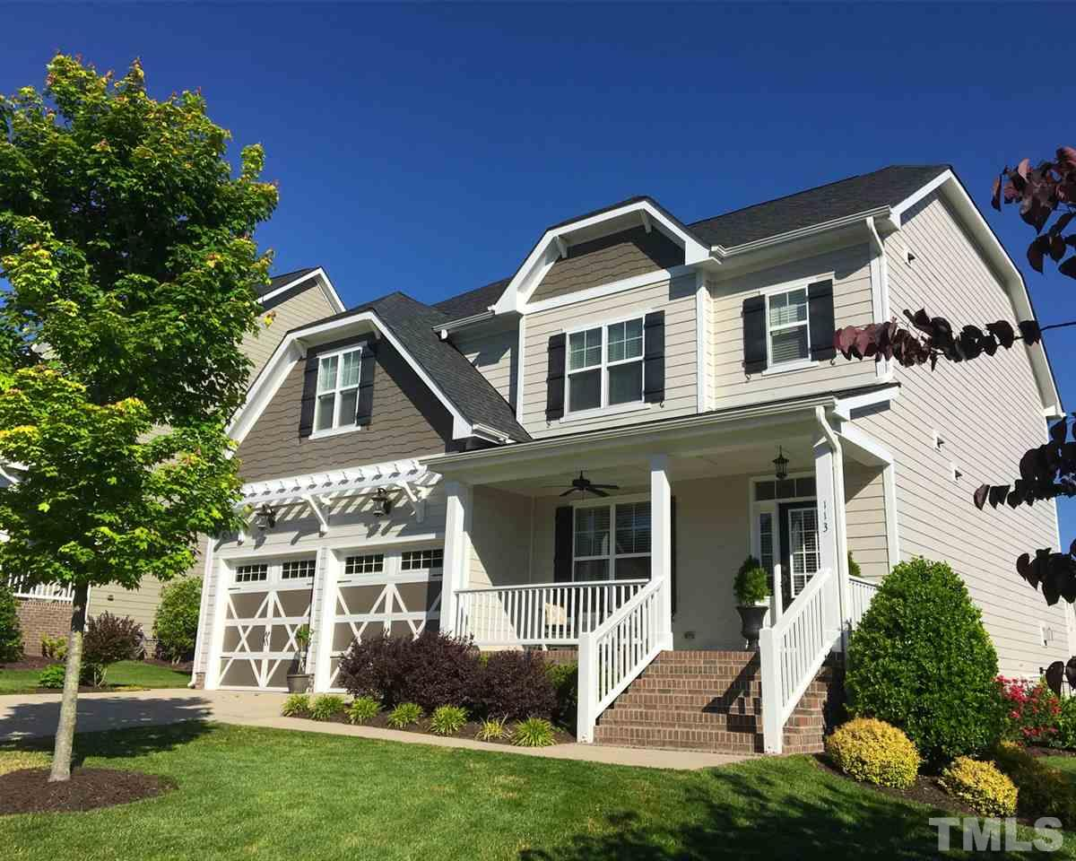 113 Painted Turtle Lane, Cary, NC 27519