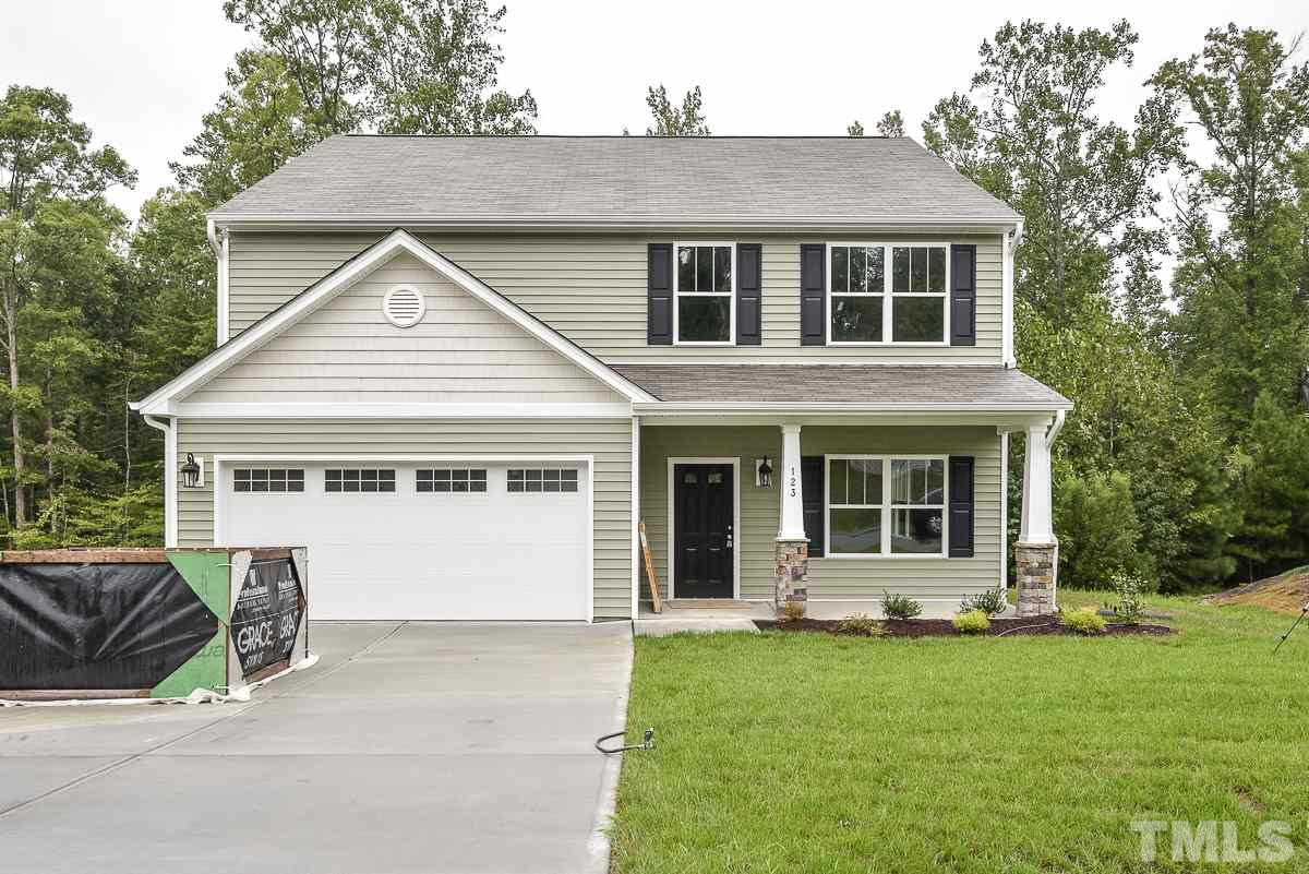 123 Richmond Run, Stem, NC 27581