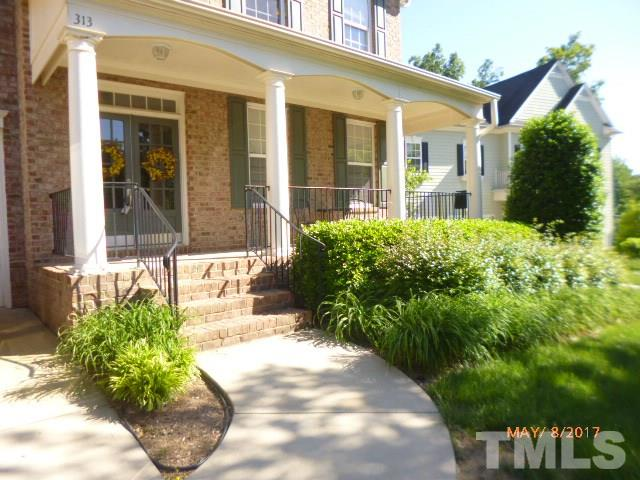 313 Meadowcrest Place, Holly Springs, NC 27540