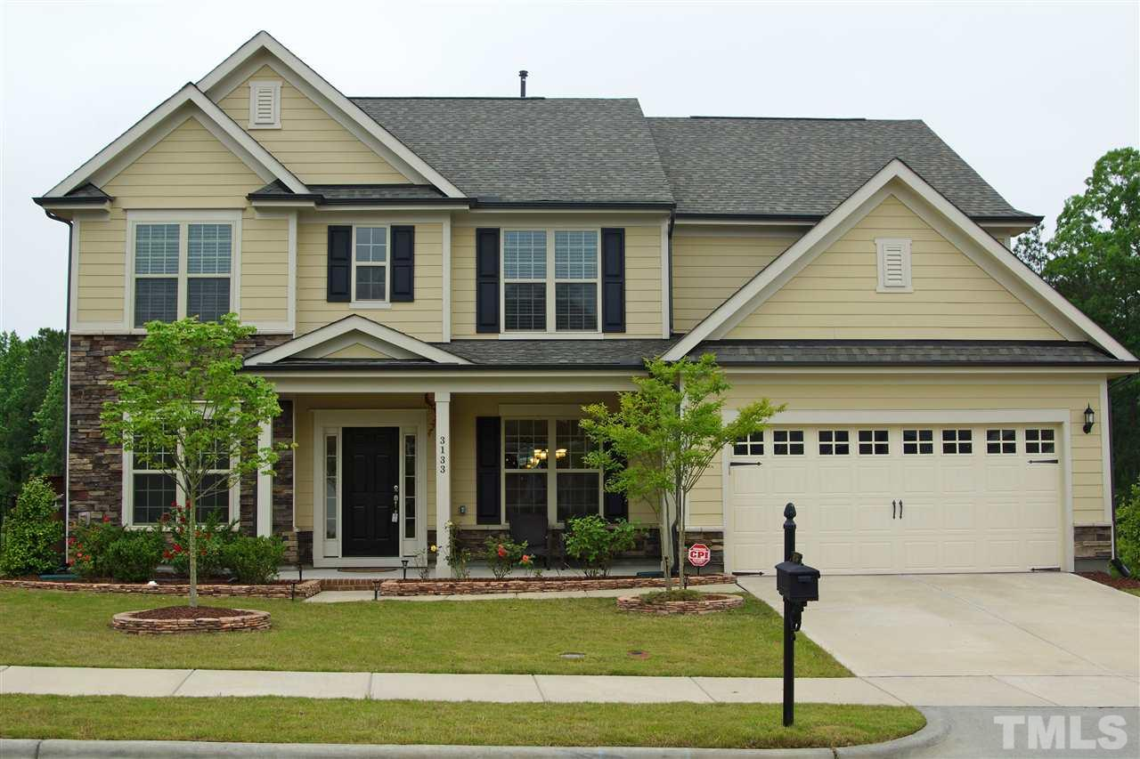 3133 Misty Rise Drive, Cary, NC 27519