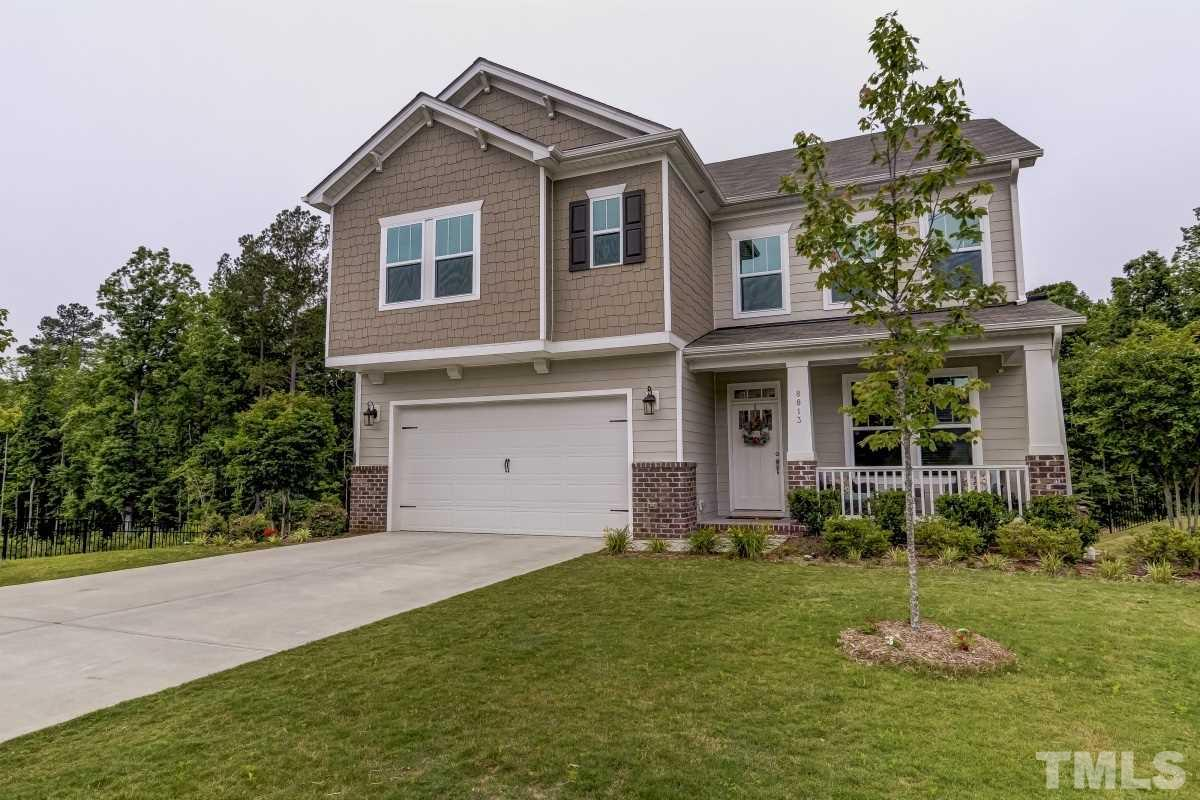 8813 Forester Lane, Apex, NC 27539