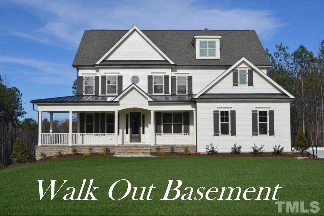 New Home for Sale at 8016 Debenham Drive, Wake Forest NC (Homesite 7) - $554,025