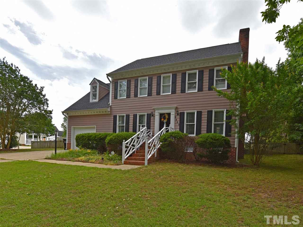 3437 APPLE MEADOW DRIVE, FUQUAY VARINA, NC 27526  Photo