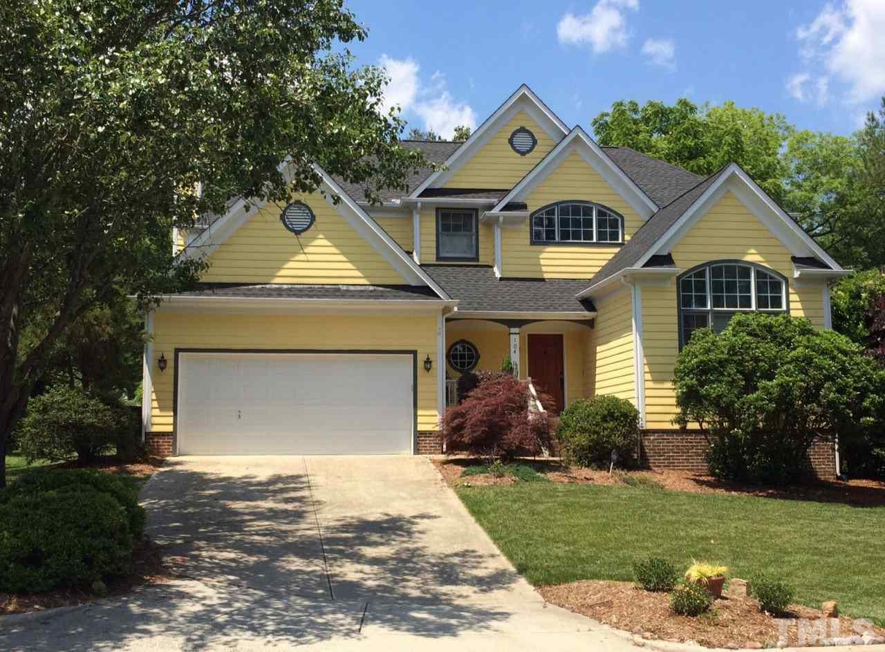 104 Crane Meadow Place, Chapel Hill, NC 27514