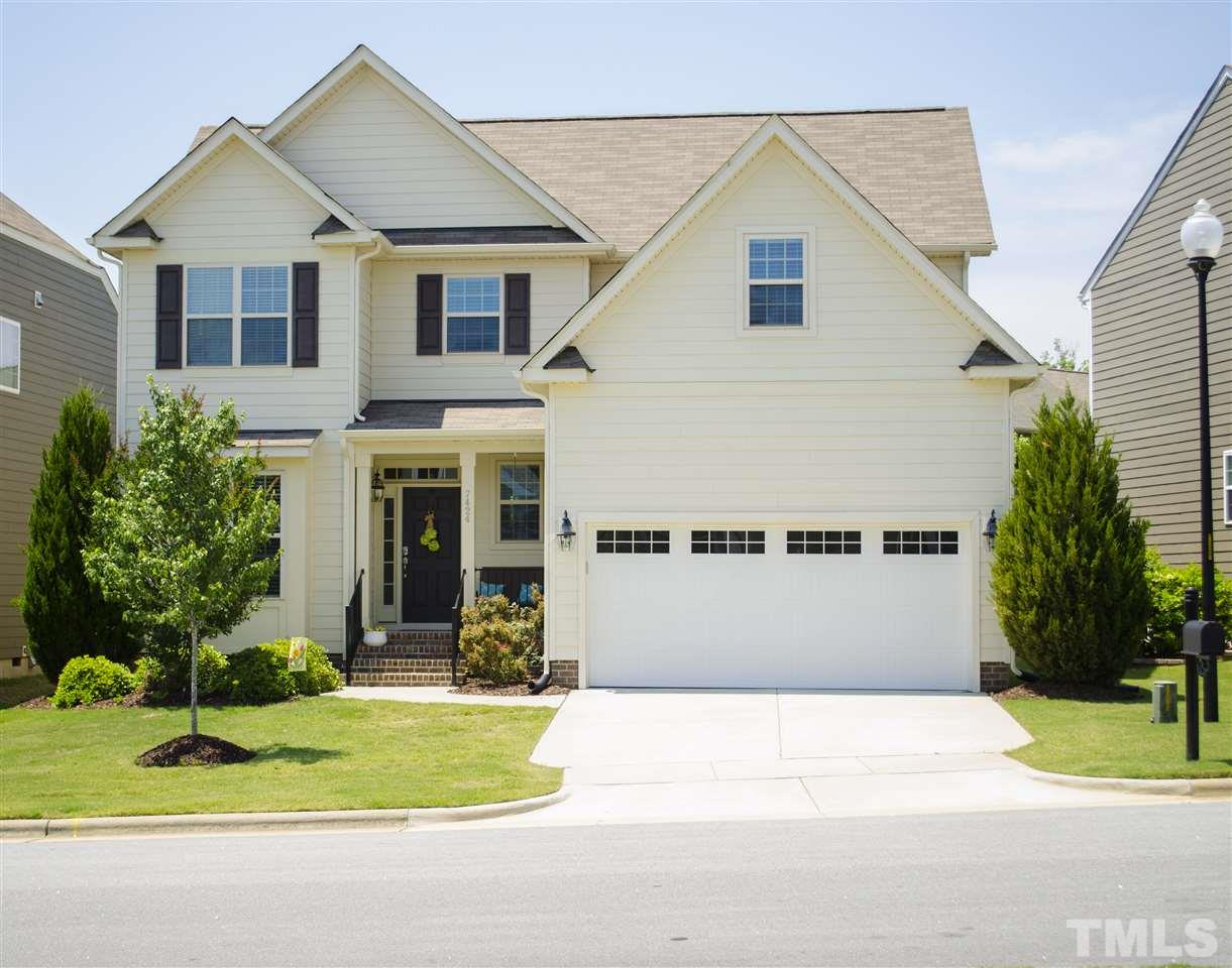 7424 Bedford Ridge Drive, Apex, NC 27539